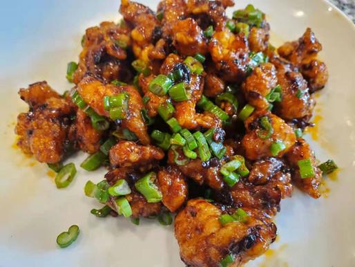 Fish-Fragrant Fried Chicken