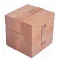 Beech cube
