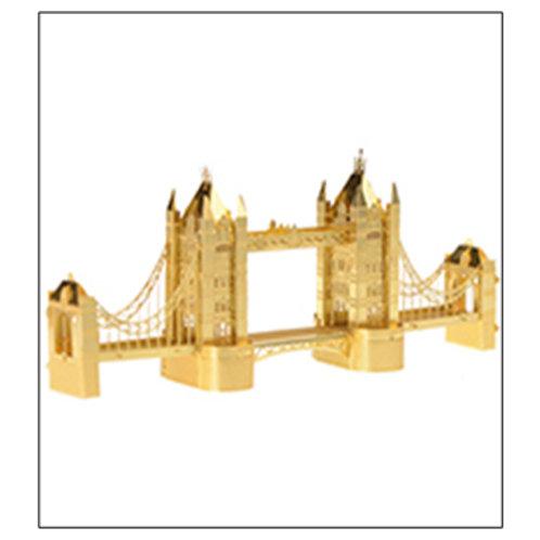 london tower bridge GOLD