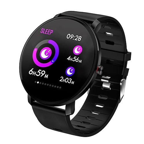 Super Slim Smart Watch IP68 Waterproof Sports  Clock Heart Rate Monitor Fitness