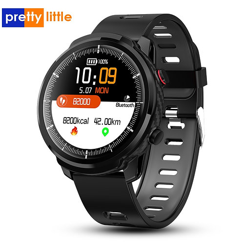 S10 Full Touch Smart Watch Waterproof Clock Heart Rate Monitor Weather Forecast