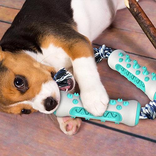 Pet Supplies Dog Toy Molar Stick Dog Toothbrush Bites Cotton Rope