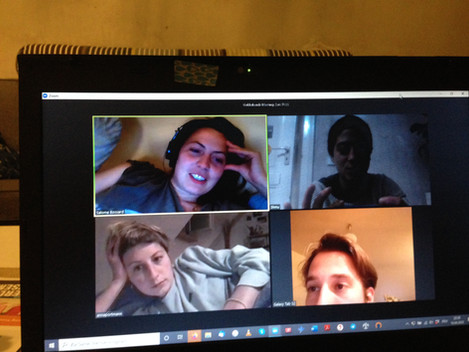 Meetz with friendz <3