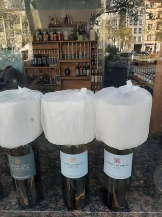 Toilet Paper Wine