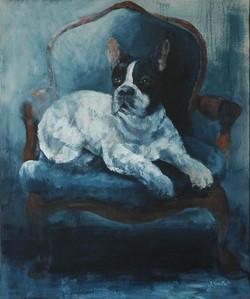 fauteuil Louis xv