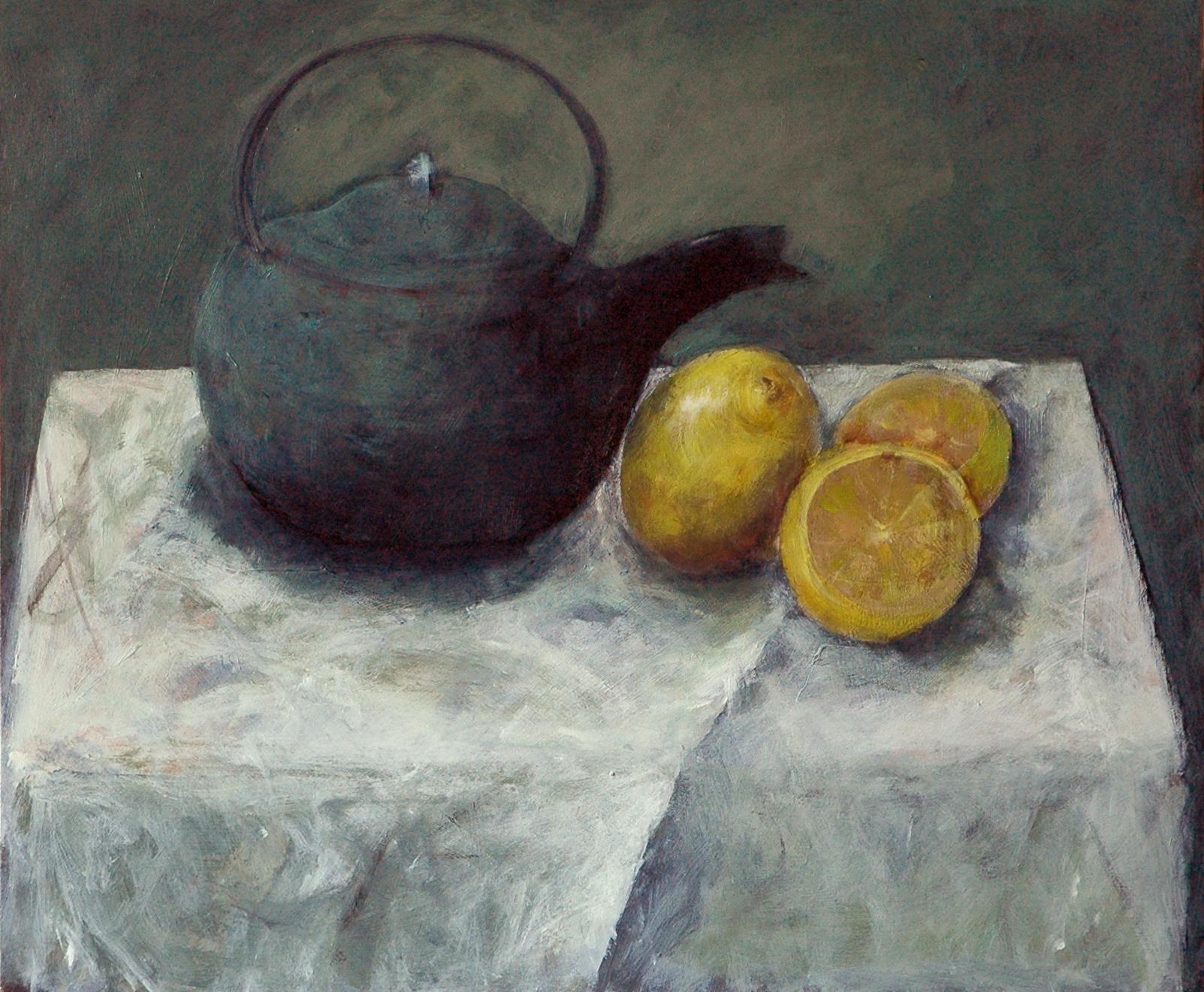 Les citrons -  50x60 - 2016