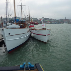2. Tahila and Southern Queen at Ramsgate