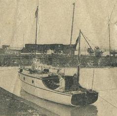 Firefly 1925 Shoreham harbour (pre-wheel