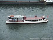 2. Princess Freda enters Dunkirk, 2010..