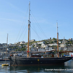 4. Our Lizzie at Falmouth..jpg
