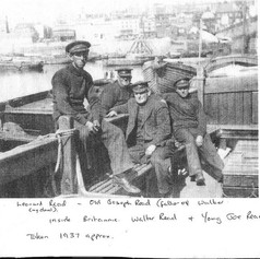7. 'New B' 1937 photo showing her crew..