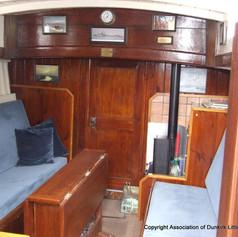 Firefly's interior post restoration (201