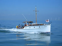 4. Aureol heading for North Foreland on