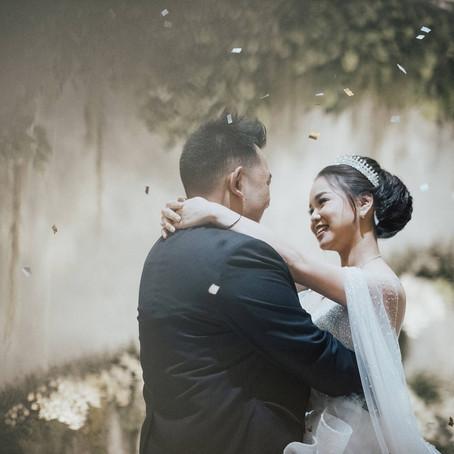 RAYMOND & JESSICA | JAKARTA