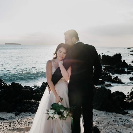 OMAR & TRANG | HAWAII