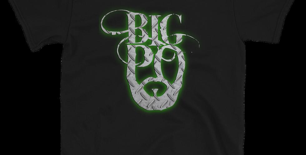 Big Po Metal Short-Sleeve Unisex T-Shirt