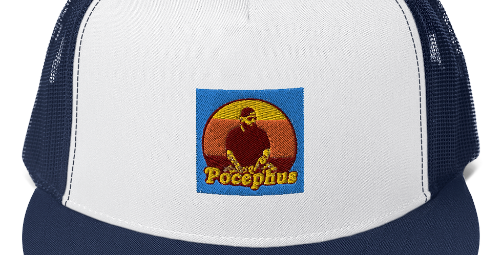 Pocephus Trucker Cap (Collectors Edition)