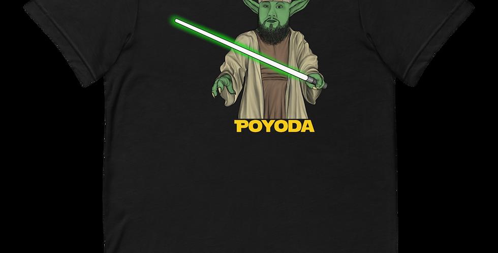 PoYoda Short-Sleeve Unisex T-Shirt