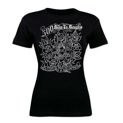 Ladies cut, Album Cover T-shirt