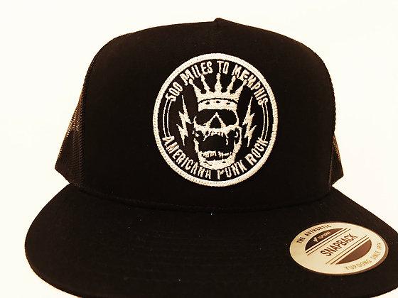 Logo Patch Trucker Hat