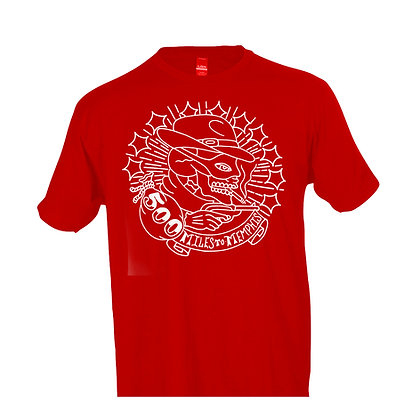 Red the Cowboy T-shirt