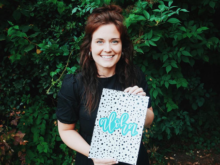 Cate May: Supermarket Buying Manager & Founder of Cate Creates Hand-Lettering Business