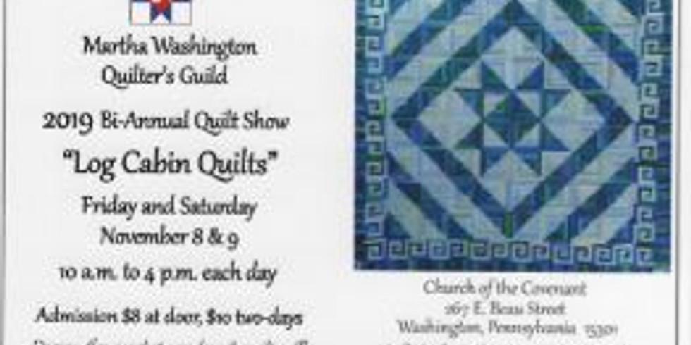 Martha Washington Quilter's Guild 2019 Show
