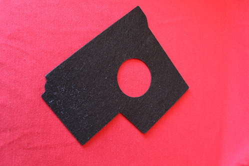 Oil Drip Pan Felt for Black Featherweights