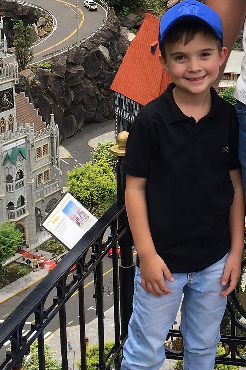 Camisa Polo Infantil 2n - Comfort Premium