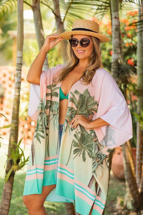 Kimono 2n - Palmeira das canárias