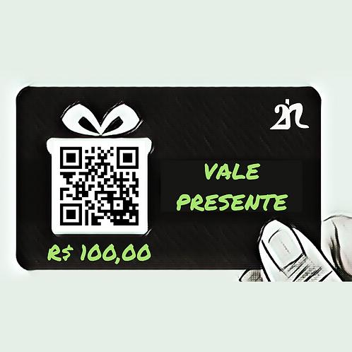 Vale Presente 2n - R$ 100,00