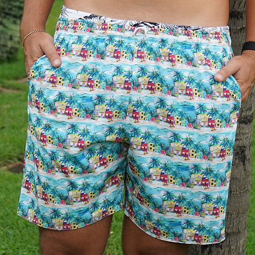 Short 2n Tropical