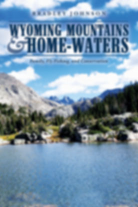 Book cover for Wyoming Mountains & Home-waters