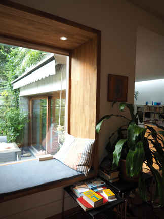 Sitzfenster in Bern