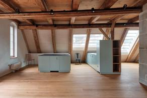 1.5 Zi - 112 m2 - Unkonventionell Wohnen in der Altstadt von Burgdorf, Fr. 2'250