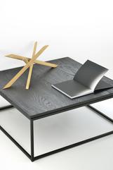 50520 Thin coffee table - Oak black (2).