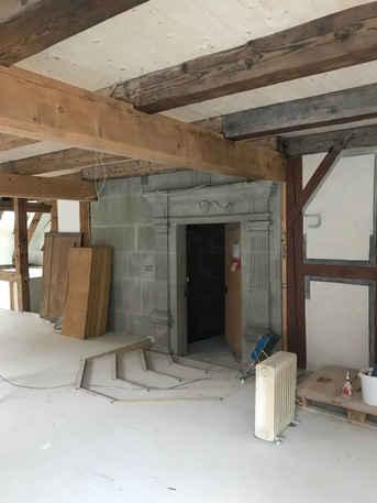 Umbau historisches Haus zum Ochsen Burgdorf