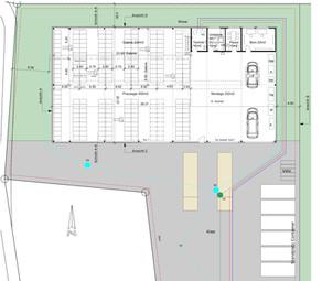 Neubau Lagerhalle in Sumiswald