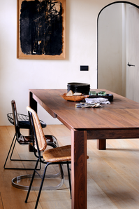 41944 Slice extendable dining table - Wa