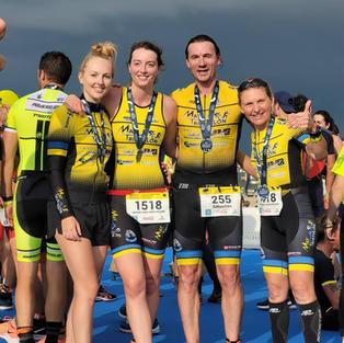 Triathlon Deauville Normandie 2021