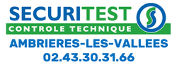 Logo Sécuritest Ambrieres