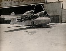 Widgeon Lafayette LA 1949  Aromatic Prop