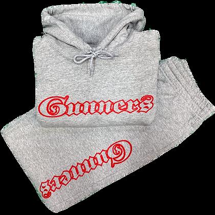 GUNNERS Tracksuit (Grey)