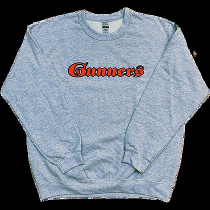 Gunners Sweatshirt (Grey)