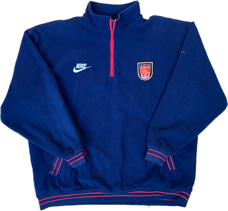 Arsenal Training Fleece 1997-98