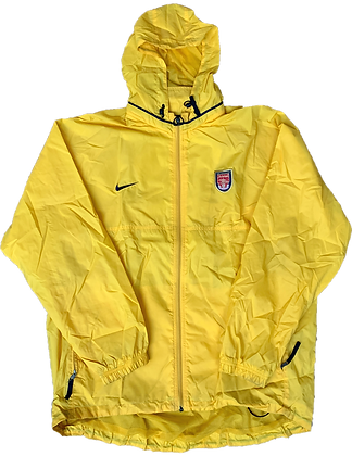 Official 1997-98 Rain Jacket