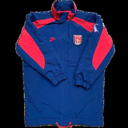 96/97 Official Nike Benchwarmer Jacket