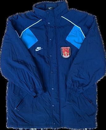 Nike 1994-95 Coach Jacket