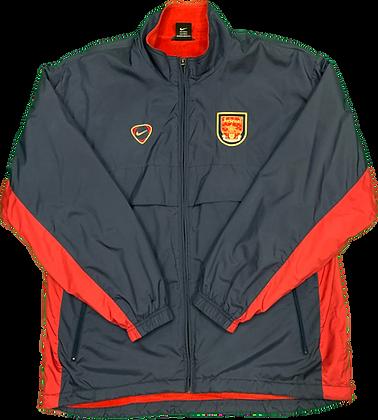 1996-1997 Training Zip (Fleece Inside)