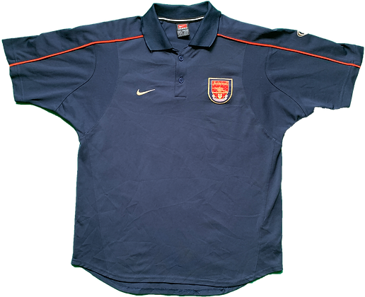 2001-2002 Dri-Fit Training Shirt